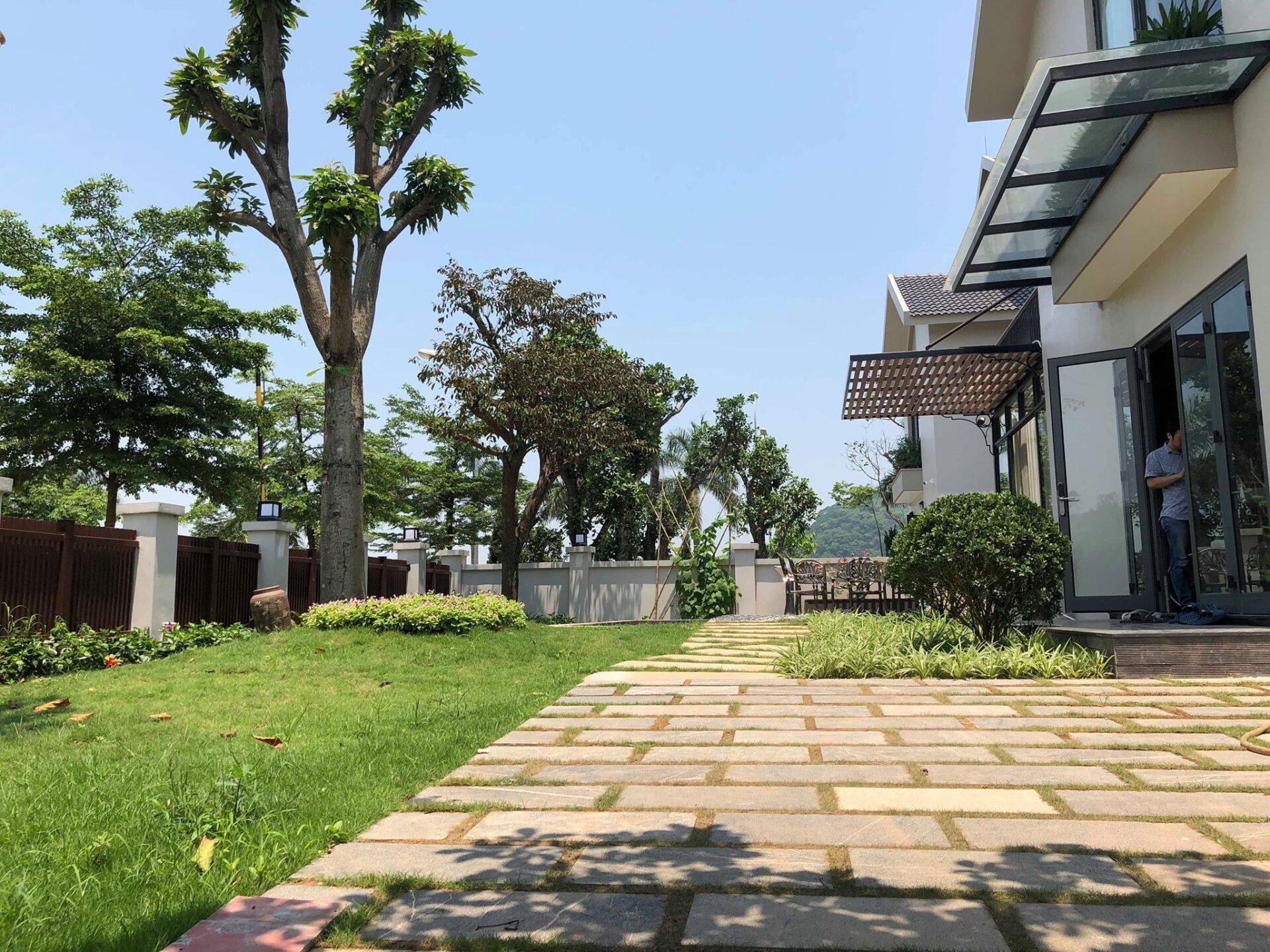 Biệt thự thông minh Anh Ngọc - Sunny Garden - Hà Nội - 57454656 634644316961976 4353440569905643520 n