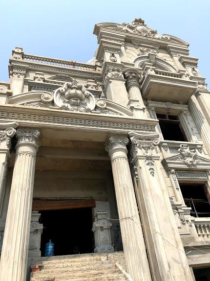 """Lâu đài """" Tân Cổ Điển """" Anh Ban - Thị trấn Sóc Sơn - Hà Nội - IMG 9350"""